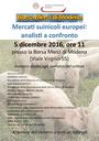 Mercati suinicoli europei: analisti a confronto