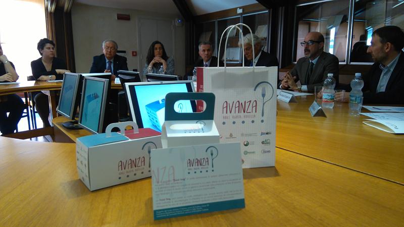 "Conferenza stampa ""Progetto Food Bag"""