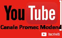 Canale YouTube Promec