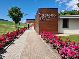 """Aeroporto """"G. Paolucci"""""""