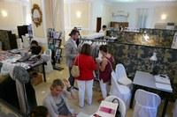 Collezioni Filati a Villa Ascari di Carpi