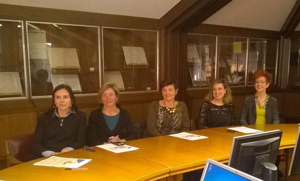 """Conferenza stampa """"Itinerari al Femminile"""""""