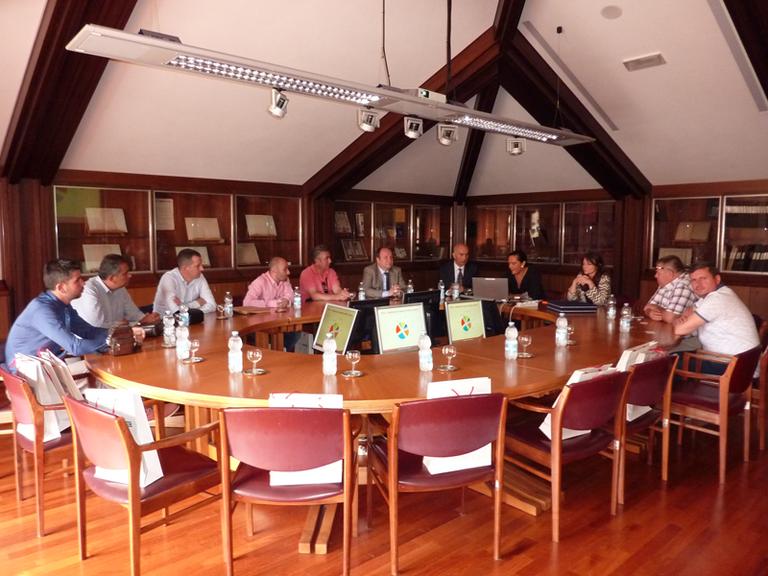 Delegazione di operatori dalla Turchia in visita alla Camera di Commercio - Foto 1