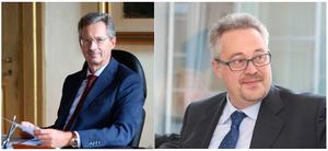 In foto - Giuseppe Molinari (Presidente CCIAA Modena), Umberto Lonardoni (Direttore Generale Ifoa)