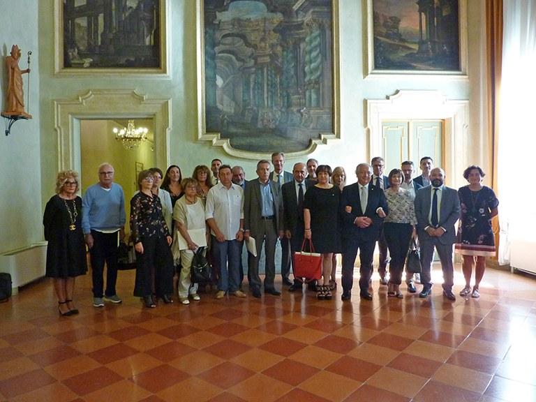 Giuseppe Molinari eletto Presidente della Camera di Commercio per il quinquennio 2018-2023