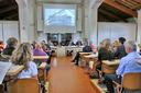 Le prospettive dell'economia italiana - La sala durante i lavori