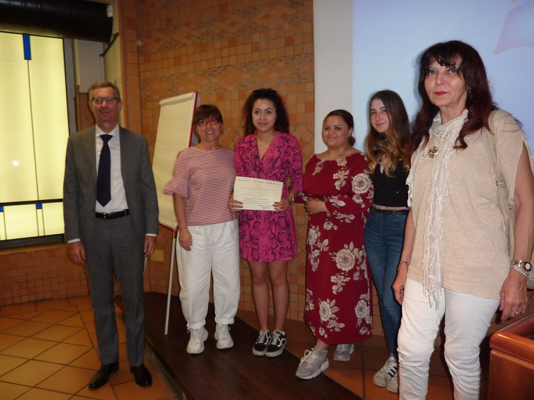 """Premio """"Storie di alternanza"""" 2019 - IPSIA Vallauri"""