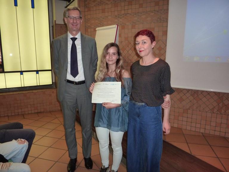 """Premio """"Storie di alternanza"""" 2019 - Istituto Calvi"""