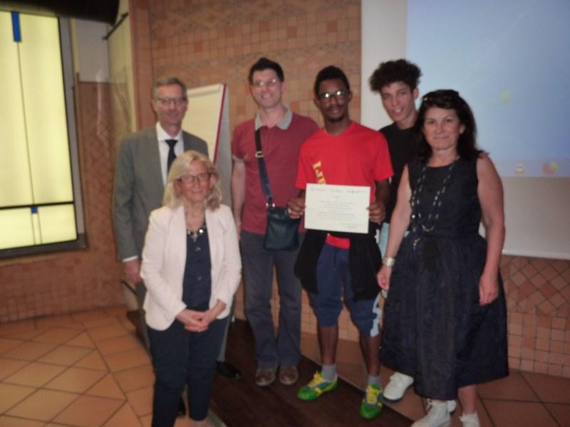 """Premio """"Storie di alternanza"""" 2019 - Istituto Ferrari"""