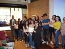 """Premio """"Storie di alternanza"""" 2019 - Liceo Muratori"""