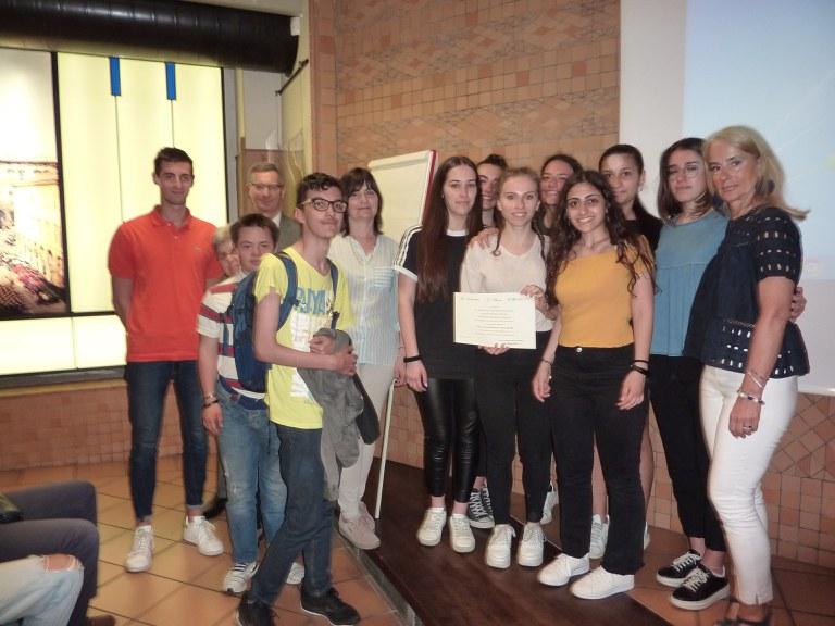 """Premio """"Storie di alternanza"""" 2019 - Liceo Sigonio"""