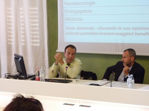 Presentazione del Rapporto 2013 sull'innovazione in Emilia-Romagna
