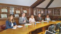 Ragazze Digitali 2019 - Tavolo dei relatori