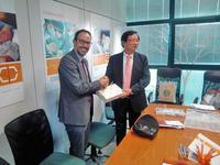 Visita a Modena di una delegazione della Repubblica di Corea