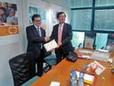 Visita a Modena di una delegazione della Repubblica di Corea - 04