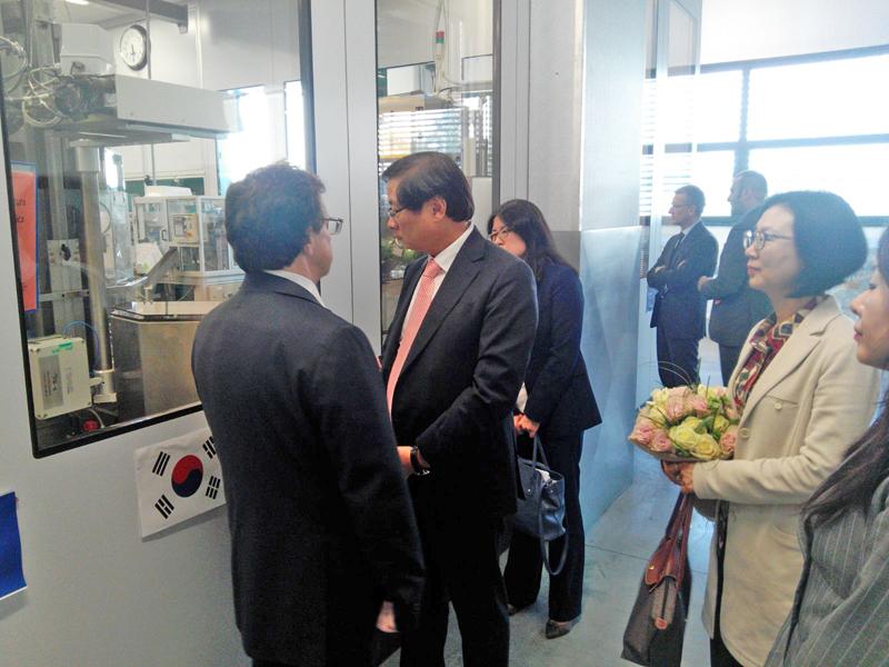 Visita a Modena di una delegazione della Repubblica di Corea - 06