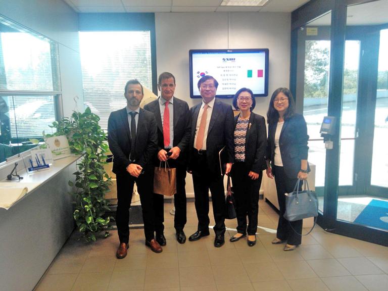 Visita a Modena di una delegazione della Repubblica di Corea - 09