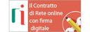 Il contratto di rete on line con Firma digitale