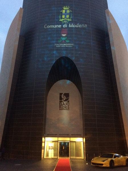 Missione economica a Baku