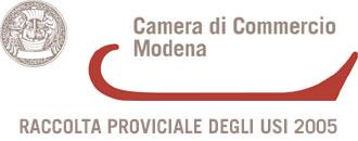 Raccolta provinciale degli usi 2005 - Link a sito esterno