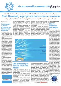 Stati Generali, le proposte del sistema camerale