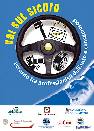 Accordo tra professionisti dell'auto e consumatori