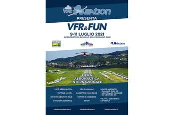 """Aeroporto di Pavullo: al via """"VFR & FUN 2021"""""""