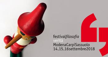 Al via il Festivalfilosofia 2018