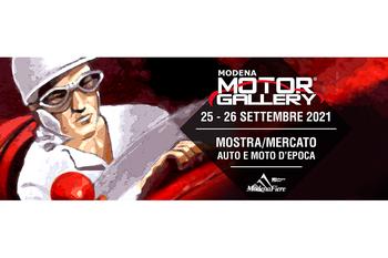 Al via Modena Motor Gallery