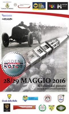 Modena Terra di Motori - 28/29 Maggio 2016