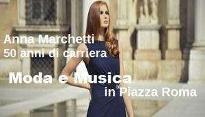 Anna Marchetti: evento per il 50° anno di carriera