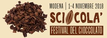 Cioccolato, che passione: a Modena debutta Sciocolà