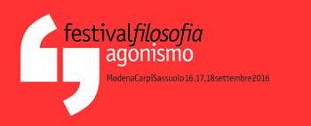"""Festivalfilosofia 2016 sul tema """"agonismo"""""""