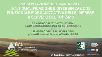 Gal Antico Frignano spiega gli incentivi al turismo
