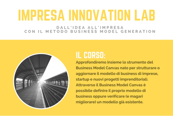 Impresa Innovation Lab: dall'idea all'impresa