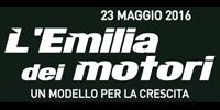 L'Emilia dei motori, un modello per la crescita