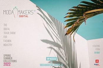 Moda Makers Digital: aumentano le aziende partecipanti all'edizione di maggio