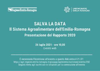 Rapporto Agroalimentare Emilia-Romagna