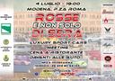 """""""Rosse di Sera"""" nel centro storico di Modena"""