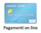Attivato il servizio di pagamento on-line