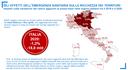 Coronavirus: a rischio quasi 19 miliardi di valore aggiunto