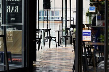 Risorse regionali per i ristori a bar e ristoranti