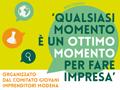 Essere giovani imprenditori oggi a Modena