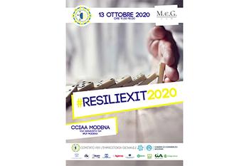 """Il Comitato per l'imprenditoria giovanile organizza il secondo modulo """"Resiliexit 2020"""" del corso di formazione gratuito sulla ripresa delle attività imprenditoriali post-lockdown"""