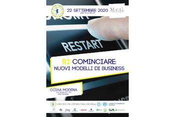 Ri-Cominciare: nuovi modelli di business