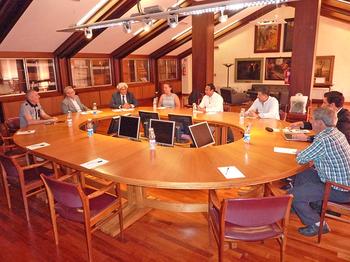 Delegazione dal Cile in visita alla Camera di Commercio
