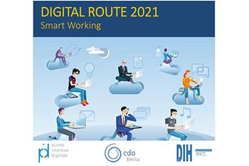 Digital Route: ciclo di incontri sullo smart working