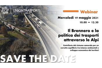 """""""Il Brennero e la politica dei trasporti attraverso le Alpi"""""""