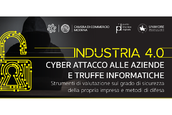 """""""Industria 4.0 - Cyber attacco alle aziende e truffe informatiche"""""""