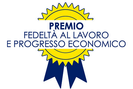 """Premio """"Fedeltà al lavoro e Progresso Economico"""""""